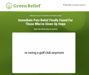 Green-Relief-Review