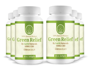 Green-Relief-pills