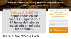 The Bitcoin Code Revisión