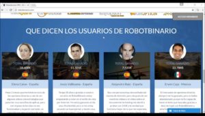 Binario Robot | Spain and LATAM