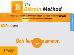 Bitcoin Method Swedish