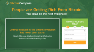 The bitcoincompass